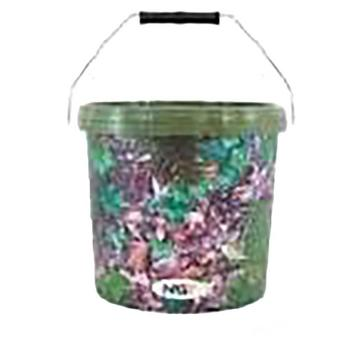 Camouflage NGT Camo Bucket (10 Litre)