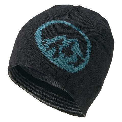 b4ea54047c2 Black-Turquoise NORTH RIDGE Arundel Beanie ...
