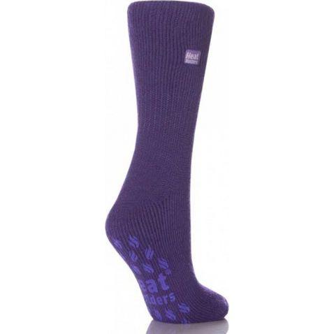 f422bfe9a89 Lavender HEAT HOLDERS Ladies  Thermal Slipper Socks