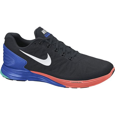 526d07218 Black-Pink Nike Lunarglide 6 Women s Running Shoe ...