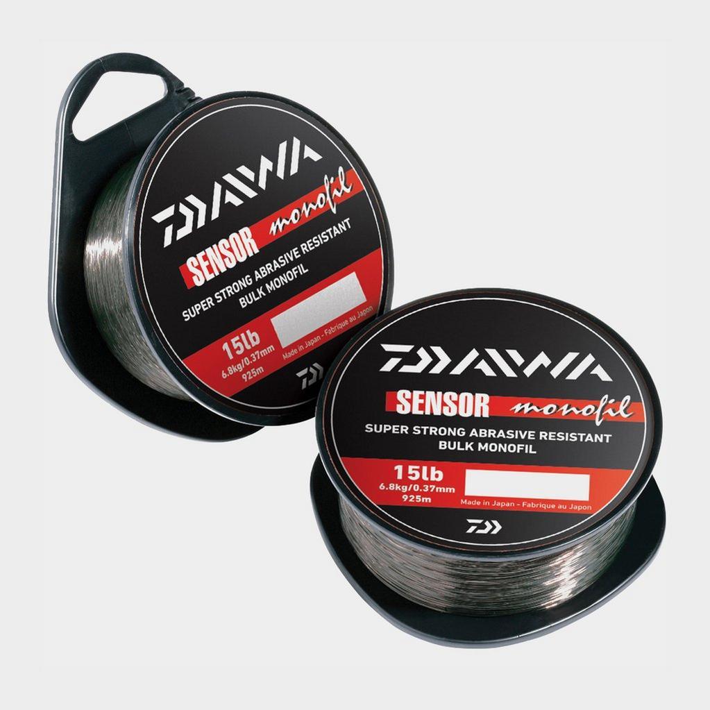 Black Daiwa Sensor 300M Mono 12Lb image 1