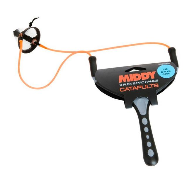 Black Middy X Flex Mesh Pellet Catty image 1