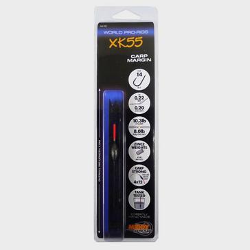 Black Middy Xk55 Pole Rig Margin 4X12