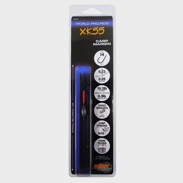 Black Middy Xk55 Pole Rig Margin 4X12 image 1