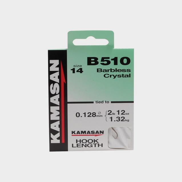 NOCOLOUR Kamasan B510 Htn Sz 16 To 2Lb 4Oz image 1