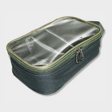 Grey NGT 3 Way Clear Tp Lead Bag