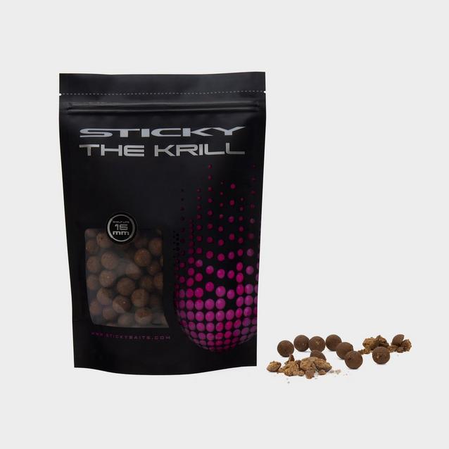 Brown Sticky Baits Krill Shelf 12Mm 1Kg image 1