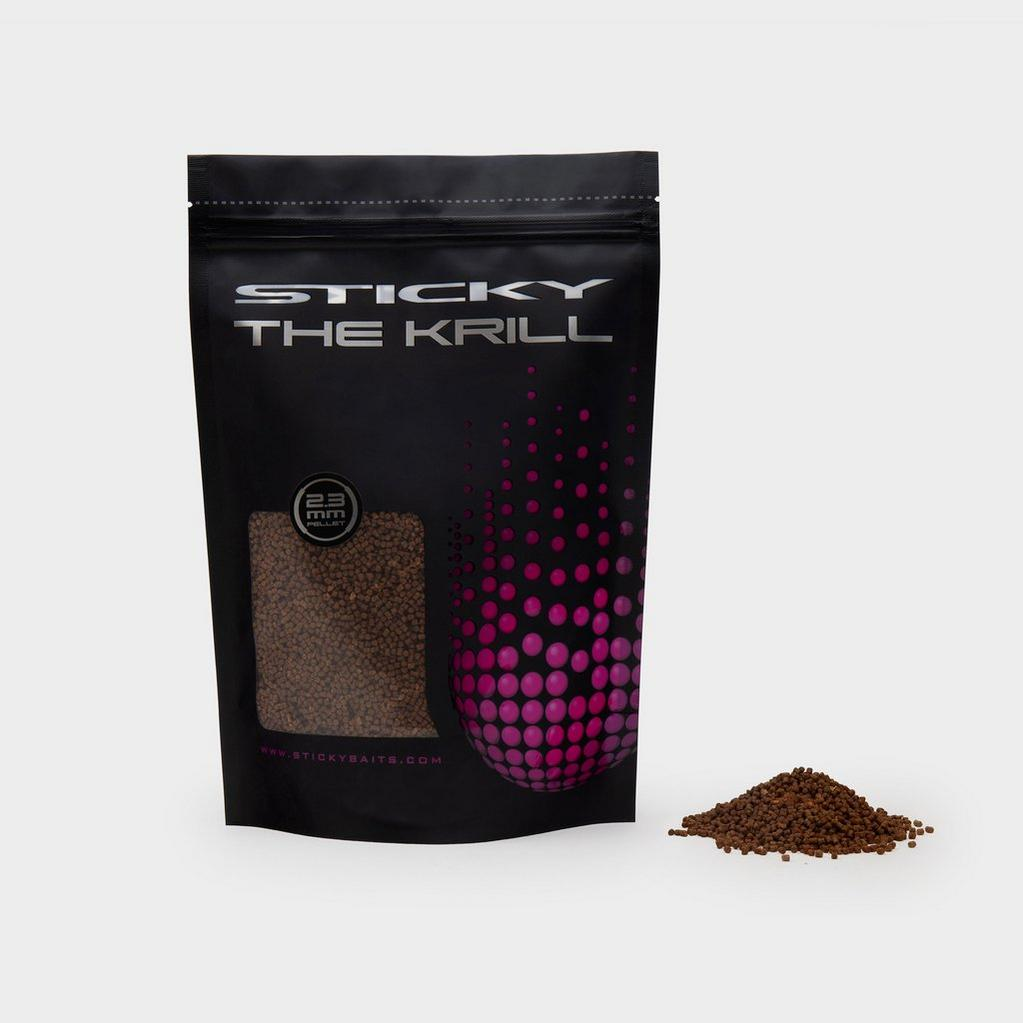 Brown Sticky Baits Krill Pellet 4Mm 900G image 2
