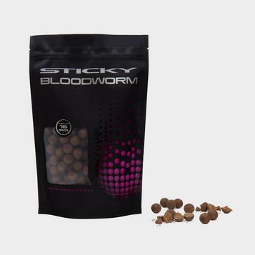 Brown Sticky Baits Bloodworm 16Mm 1Kg Shelf