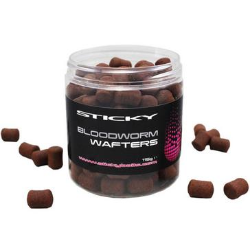 Multi Sticky Baits Bloodworm Wafters