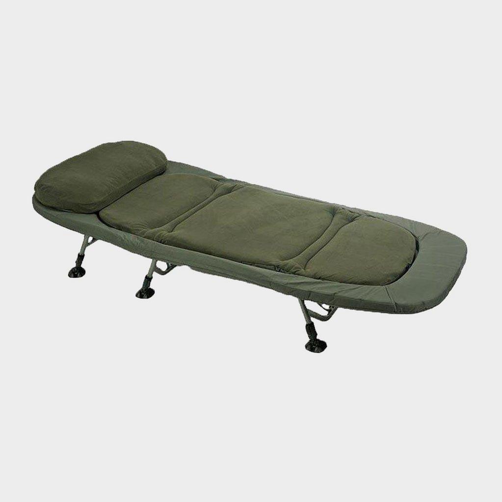 Green TFGEAR Flat Out 3-Leg Bedchair image 1