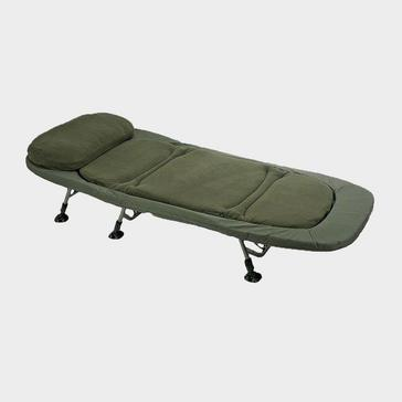 Green TFGEAR Flat Out 3-Leg Bedchair