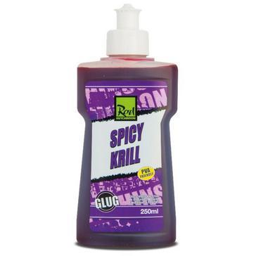 Pink Rod Hutchinson Spicy Krill Bait Glug 250ml