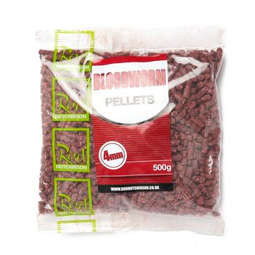 Red Rod Hutchinson Bloodworm Pellets 4mm