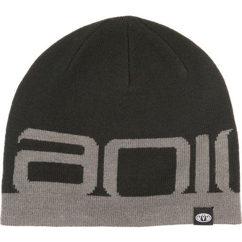 e100653d07f Black ANIMAL Addam Knitted Beanie