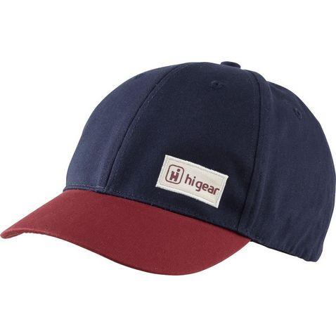 09da12eded7 NAVY-BKNG RED HI-GEAR Baseball Cap