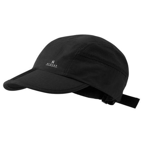 8195e53319dea5 Black HI-GEAR Foldaway Packable Cap