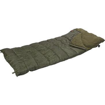 Green TFGEAR Chill Out 4-Season Sleeping Bag (Standard)