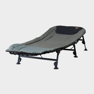 Green PROLOGIC Cruzade 6 Leg Bedchair