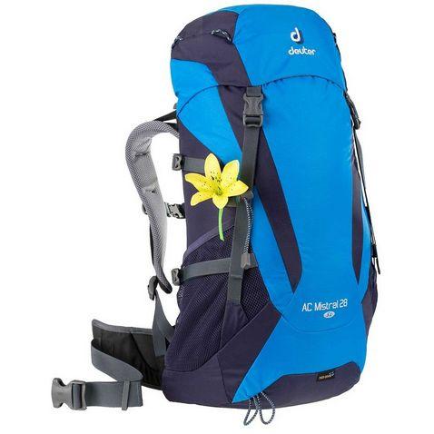 957d24fd38 BLUE-BLUEBERRY DEUTER Mistral 28 Ladies' Daypack ...
