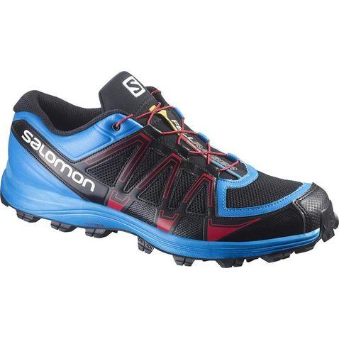 cheaper c7621 7e975 Black Salomon Men s Fellraiser Trail Running Shoes ...