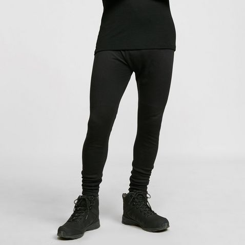 e82c73cf071b Black FREEDOMTRAIL Thermal Baselayer Long Johns (Unisex)