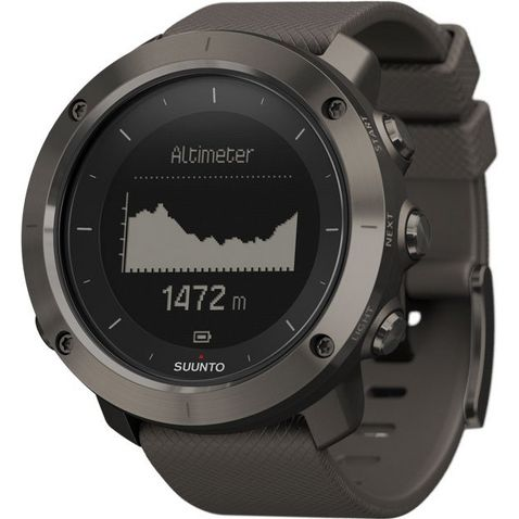 3f21db53269dc2 Graphite Suunto Traverse GPS Outdoor Watch ...