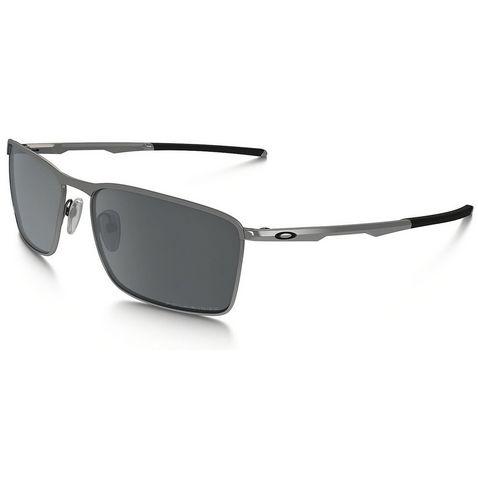 2c4bd1678095 Lead OAKLEY Conductor 6 Sunglasses (Lead/Black/Polarised) ...