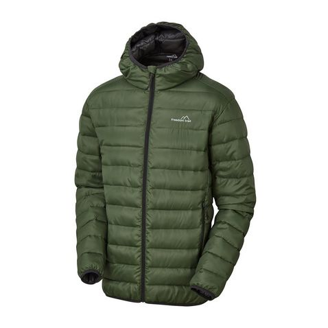 2a533225d6fe6d DUFFLE FREEDOMTRAIL Men s Essential Baffled Jacket