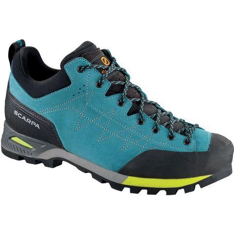 the latest 43828 9a5f2 Blue SCARPA Zodiac Lady Walking Shoes