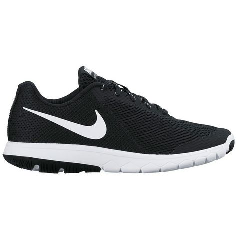 f93f94318765 Black-White Nike Flex Experience RN 5 Women s Running Shoes ...