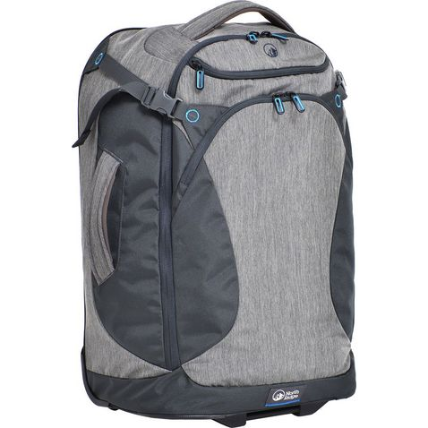 ddf6734292 Grey Marl NORTH RIDGE Wheelie 60 Travel Bag ...