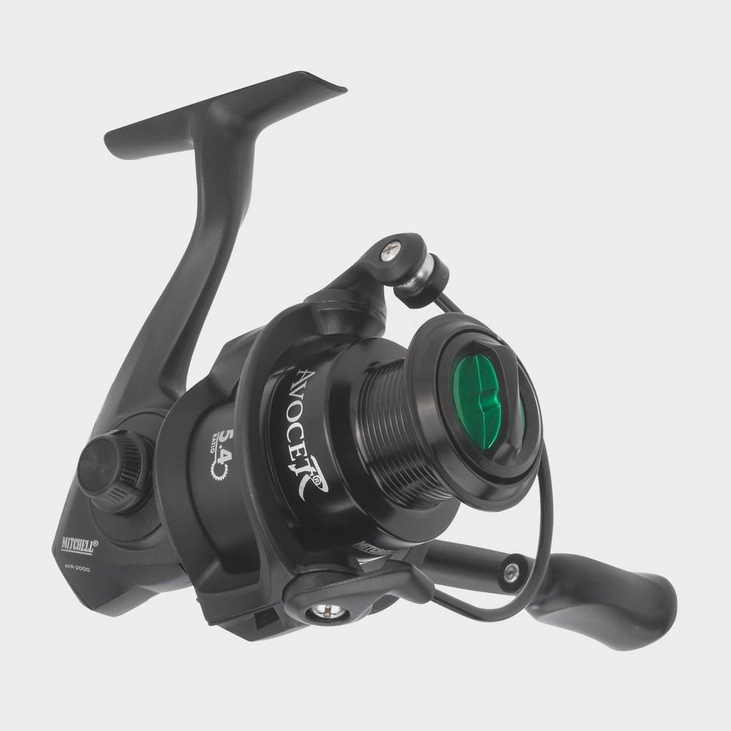 Black Mitchell Reel Avocet R 2000 Rd image 1
