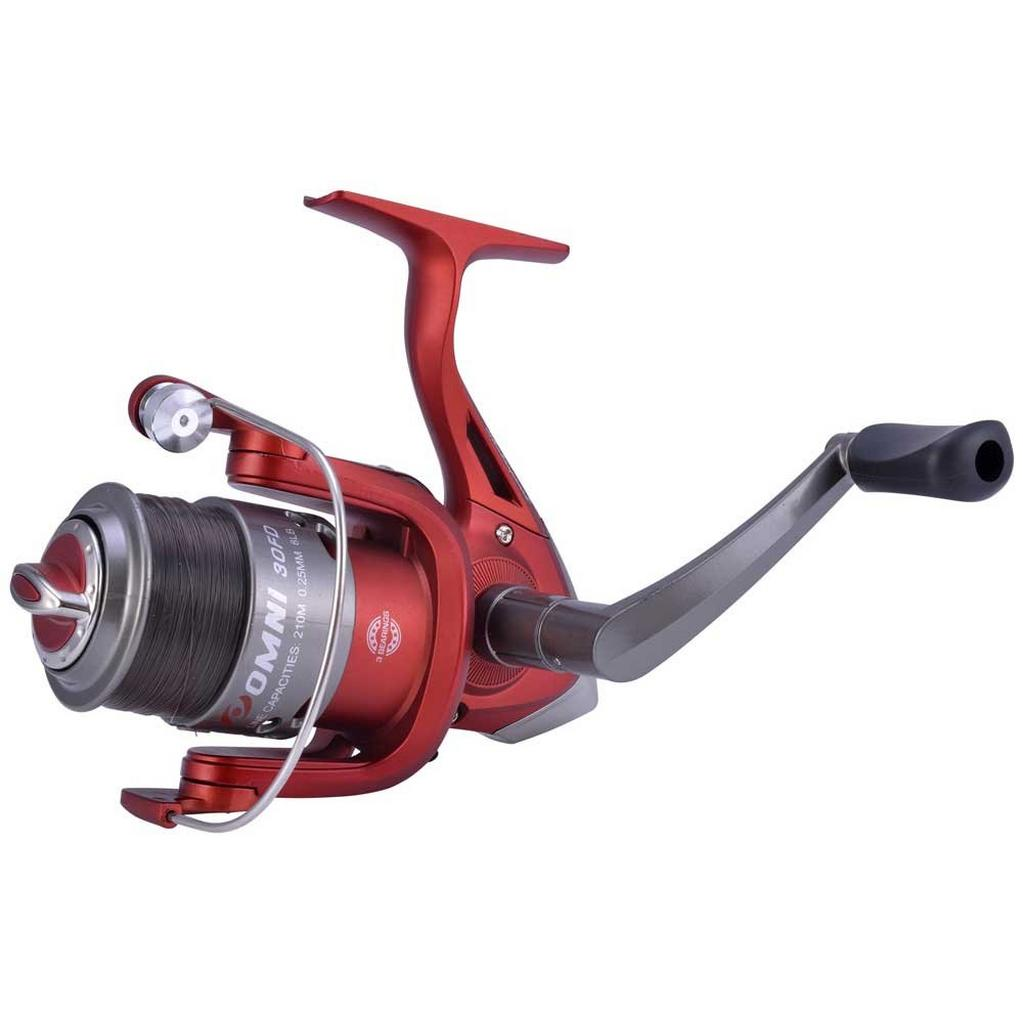 Red Shakespeare Omni FD30 Reel image 1