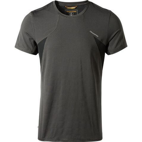 Mens Bear Grylls By Craghoppers Technical Tshirt Xxl Half Zip Men's Clothing Activewear