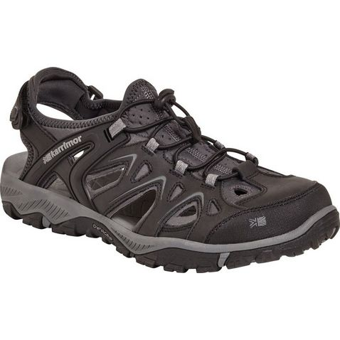 e6d14726 Black KARRIMOR Men's Auckland Sandals