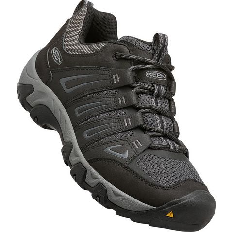 5751cfd14a03 BLACK-GARGOYLE Keen Oakridge Men s Walking Shoes ...