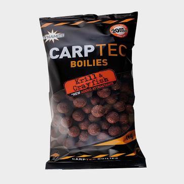 Clear Dynamite Baits Carp-Tec Krill & Crayfish Boilies 15mm 2kg