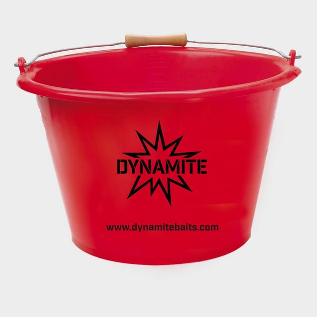 Red Dynamite GRndbait Mixing Bucket 17L image 1