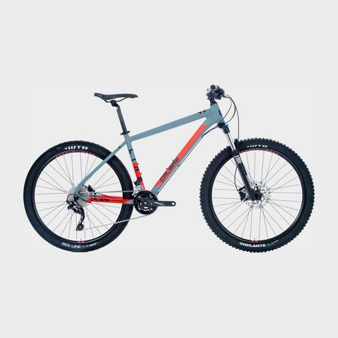 77f9a8b6c Grey-Orange CALIBRE Line 20 Mountain Bike ...