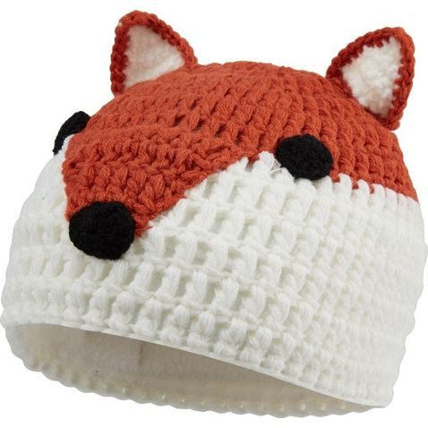 31500954f4c PUMPKIN HI-GEAR Kids  Frankie the Fox Hat
