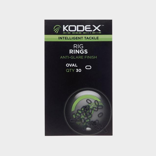 NOCOLOUR Kodex Rig Rings Oval image 1