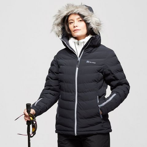 a91a31562c0c Anthracite THE EDGE Women's Serre Insulated Snow Jacket ...