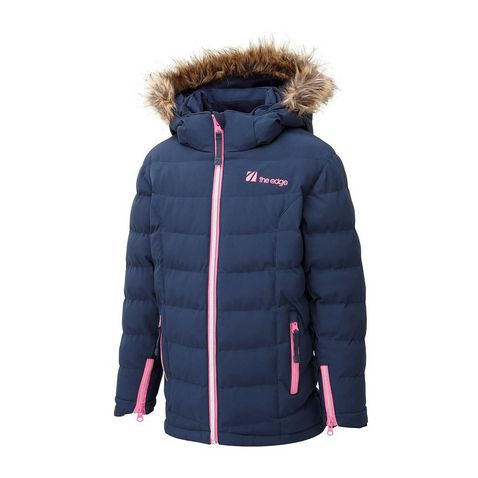 bf46c2927 IRIS-LEMONADE THE EDGE Kids' Serre Insulated Snow Jacket ...