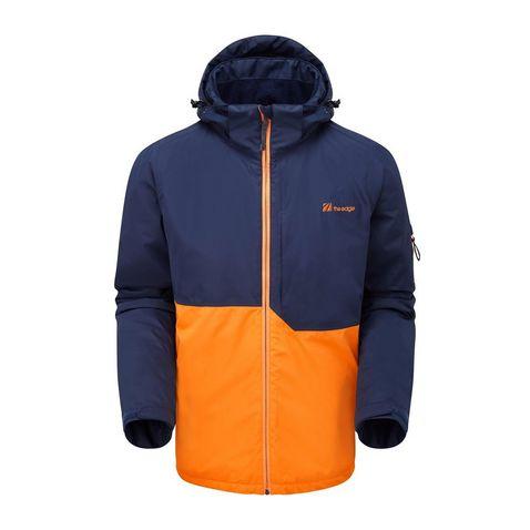 24ebfece5 IRIS-MARIGOLD THE EDGE Men's Mount Block Snow Jacket
