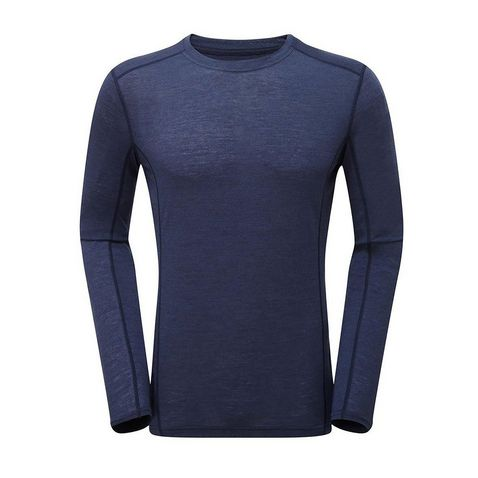 73288cb21fba ARCTIC BLUE MONTANE Men's Primino 140 Long Sleeve T-Shirt