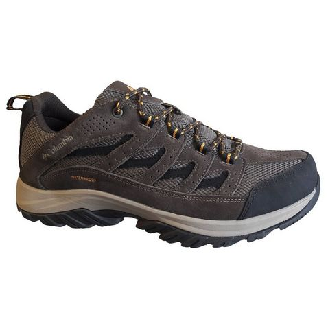 254833db26eaa MUD-SQUASH Columbia Men's Crestwood™ Waterproof Walking Shoe