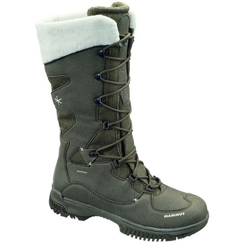 54a4467ce FLINT-WHITE Mammut Women's Silverheel High WP Boots ...