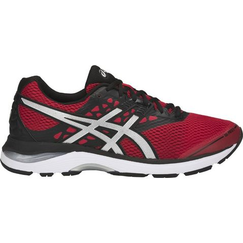 d337c3b6c086d Classic Red ASICS GEL-Pulse 9 Men's Running Shoes ...