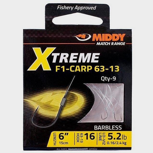 Multi Middy 12 X 6.1Lb Xtreme F1 Carp 63-13 Htn image 1